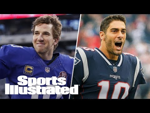 Could Eli Manning Finish Career Elsewhere? Jimmy Garoppolo Trade News | PFN | Sports Illustrated