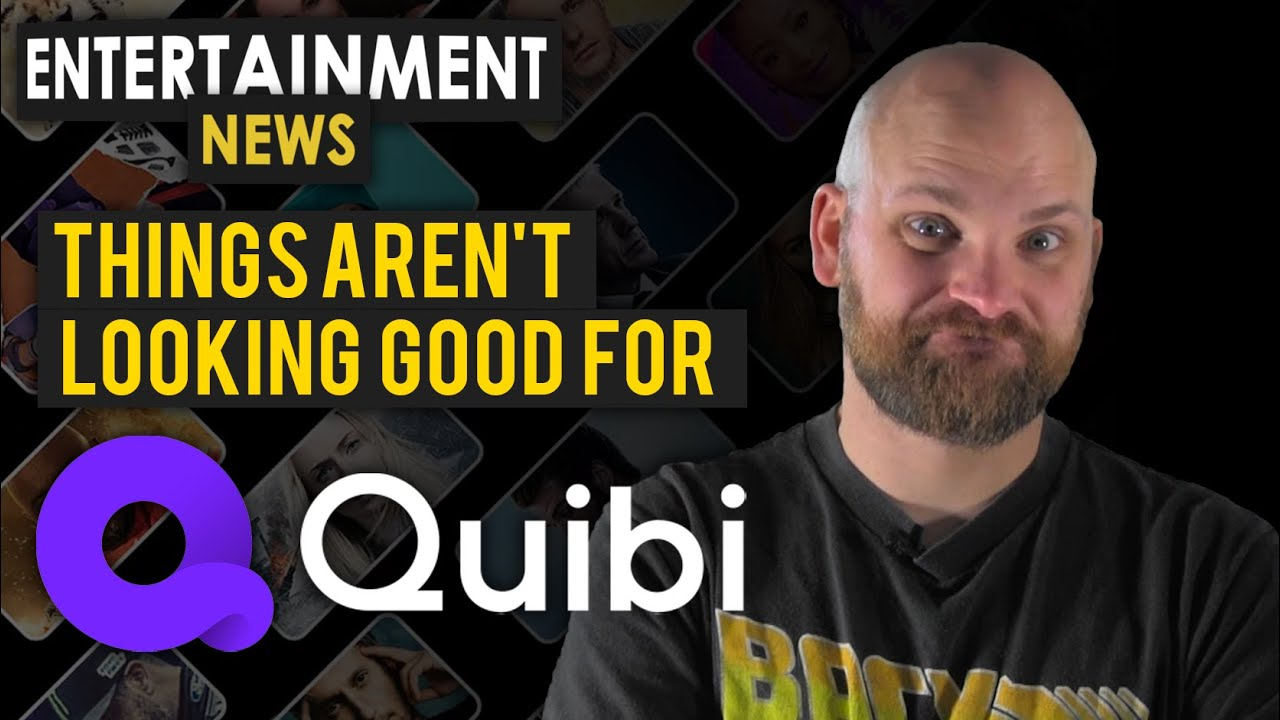 Quibi, things aren't looking good! | Entertainment News | 027