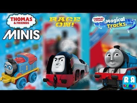 The Best Compilation  Thomas & Friends | Gameplay Compilation by Thomas & Friends