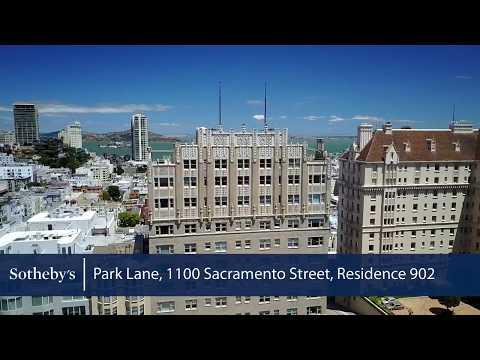 Park Lane, 1100 Sacramento Street, Residence 902