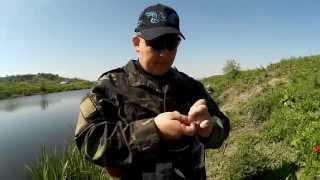 Рыбалка Ловля Верховодки Спиннингом Ультралайт На Бомбарду KarakayS Chanal
