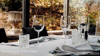 Restaurant Villa Italia in Port Andratx, Mallorca