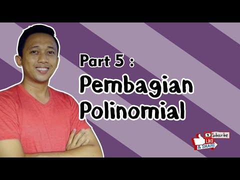 Polinomial #Part 5 Pembagian Polinomial