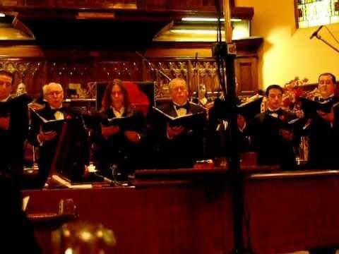 Tell My Father,Alan Doyle & Cantus Vocum Chamber Choir Tenors & Basses, St. John's