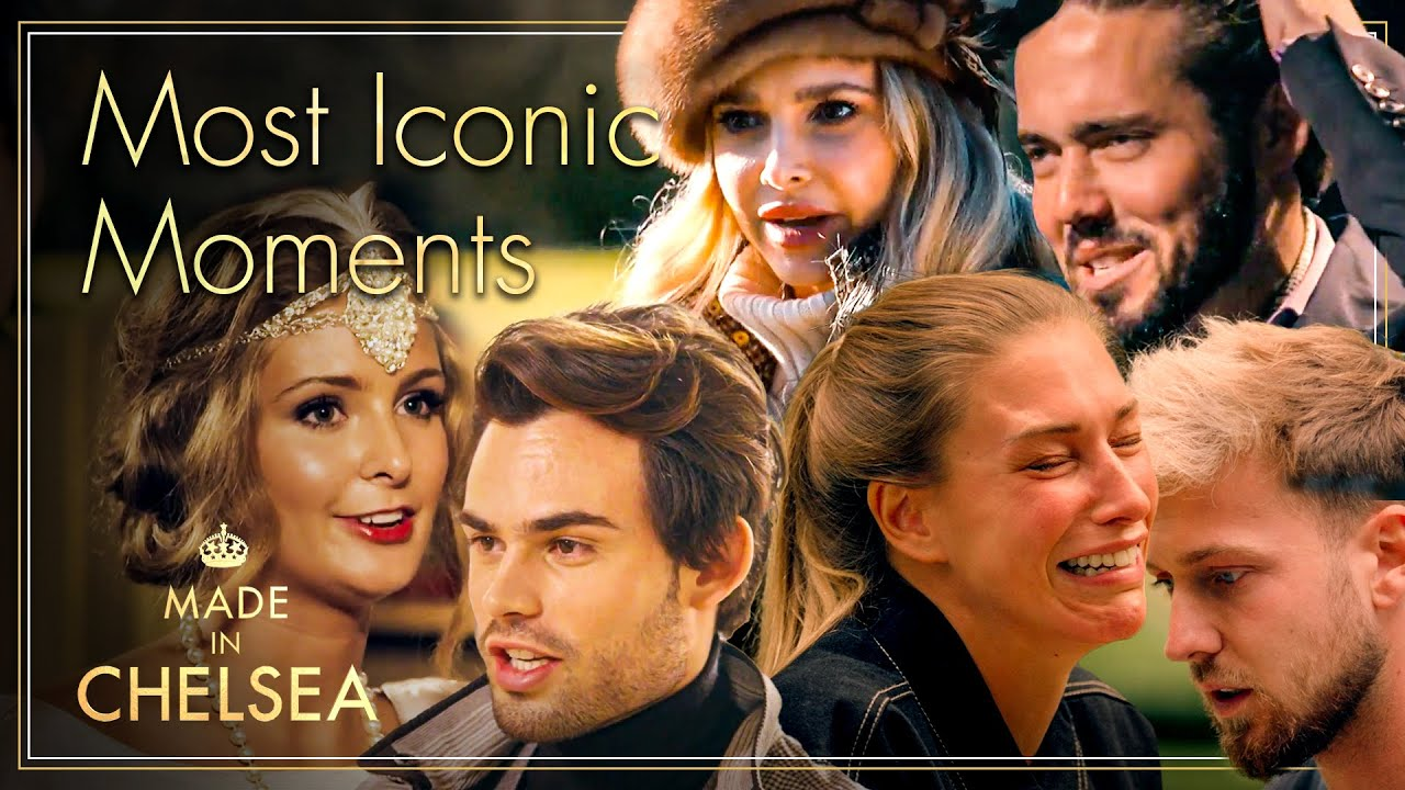 Made in Chelsea's 10 Most ICONIC Moments!