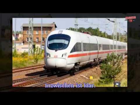 Deutsche Bahn stellt Zugverkehr in Deutschland ein