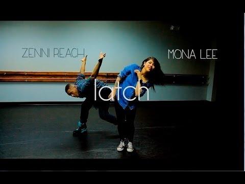 Contact-Improv Dance | Zenni and Mona: Latch