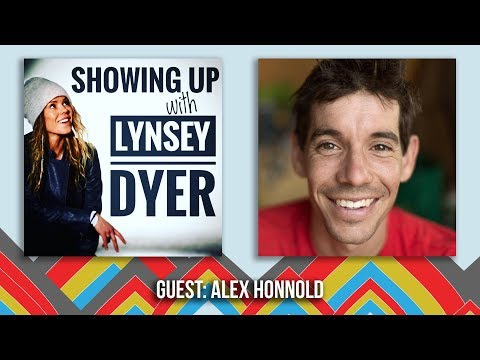 Showing Up with Lynsey Dyer | Alex Honnold