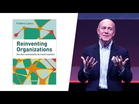 Reinventing Organizations : La transformation d'une entreprise et de son dirigeant (3/4)