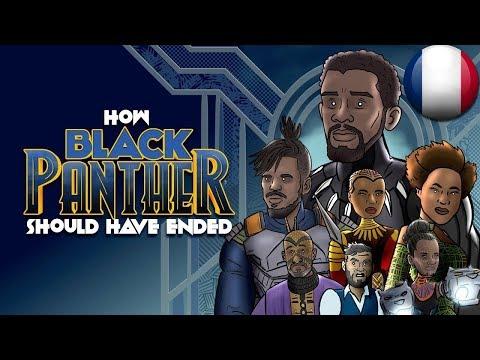 Comment Black Panther aurait dû finir