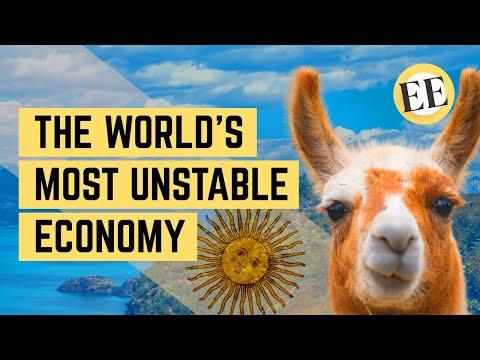 The Faltering Economy of Argentina