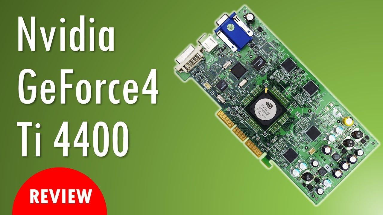 NVIDIA GEFORCE MX 4400 WINDOWS 7 DRIVERS DOWNLOAD