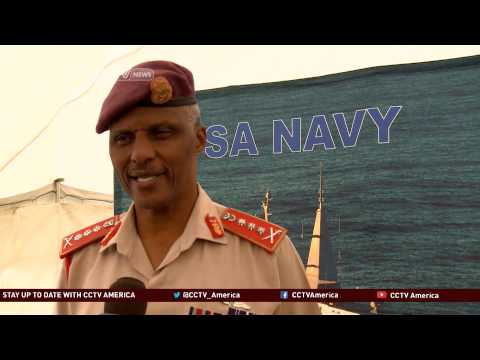 South Africa plays host to joint navies exercise between 3 BRICS players
