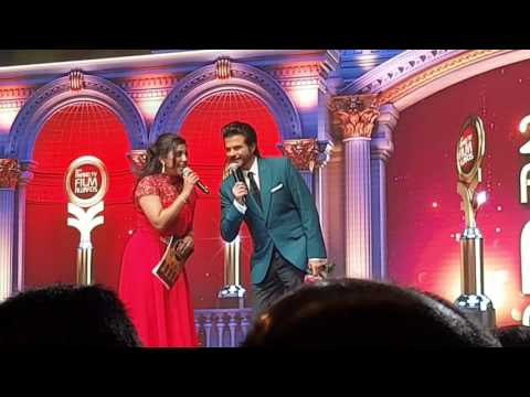 Anand TV Film Awards 2017 With Anil Kapoor