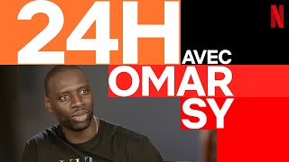 On suit Omar Sy pendant 24H | Netflix France