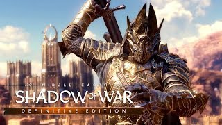 Middle Earth Shadow of War Definitive Edition Free Download [DIRECT LINK+TORRENT] 2018