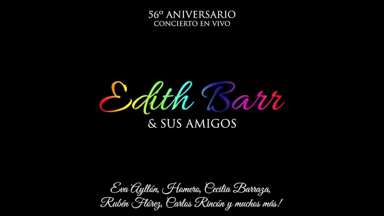 Download 15. José Antonio (En Vivo) - Marissa Rueda - Edith Barr & Sus Amigos En Vivo - 56 Aniversario