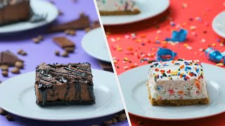 Two Easy No Bake Desserts That Are A Piece Of Cake! Tasty