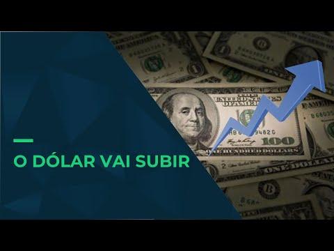 O dólar vai subir... no longo prazo
