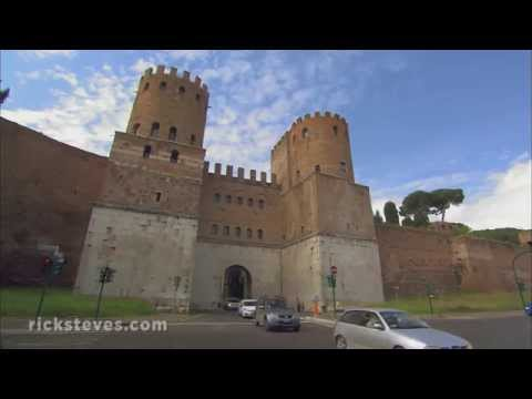 Rome, Italy: Catacombs and Appian Way