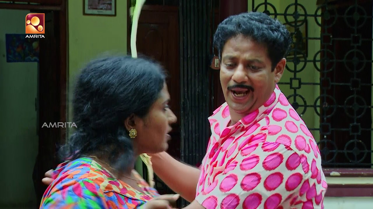 "Aliyan vs Aliyan | Comedy Serial | Amrita TV | Ep : 396 | ""പാരയായ ചൂര  ""[2018]"
