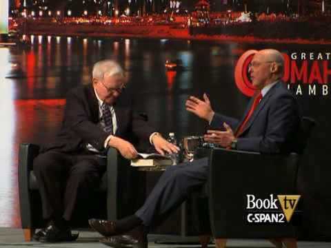 "Book TV:  Henry Paulson, ""On the Brink"""