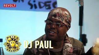 DJ Paul Talks Winning An Oscar, Three 6 Mafia, Working With Drake, Hov And More | Drink Champs
