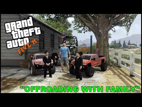 GTA 5 ROLEPLAY - GO KARTS. RZR'S AND FOUR-WHEELER OFFROADING  - EP. 286 - CIV