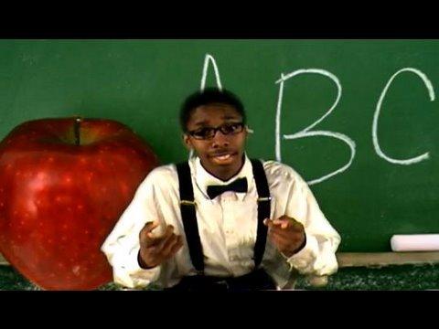 Soulja Boy- Kiss Me Thru the Phone (Parody) Bruce & Daniel