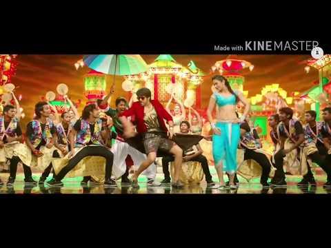 Chekka chekka chem chakka Ram charan dance for mechanic alludu chiru song