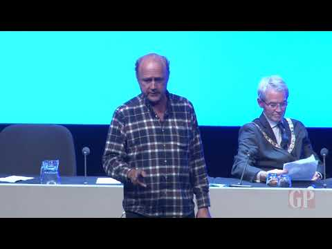 Sir Tim Smit - Full speech, RCGP annual conference 2017