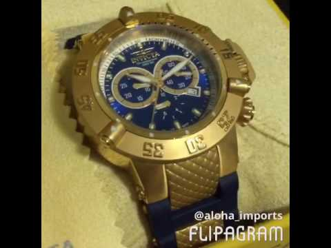 e6991ce54e4 INVICTA Subaqua 5515 - Original - YouTube