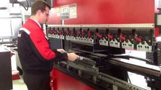 Amada Hydraulic Press Brake preview