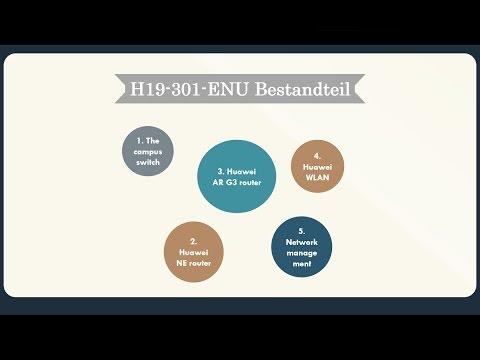 [testpassport.de] H19-301-ENU Huawei Certified Pre-sales Specialist-IP Network(Datacom)-ENU