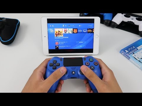 How to PLAY PS4 on your iPhone/iPad (EASY METHOD) (PS4 Remote Play)