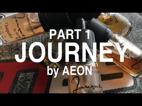 Journey eLiquid by Aeon - presentation (Part1)