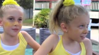 """Camp Orange 2014 audition """"The Unreel Banana Peelz"""""""