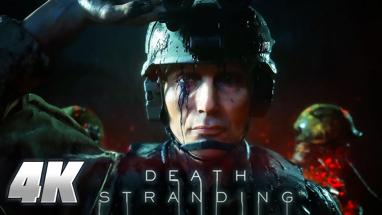 Death Stranding - Official 4K Story Gameplay Launch Trailer thumbnail