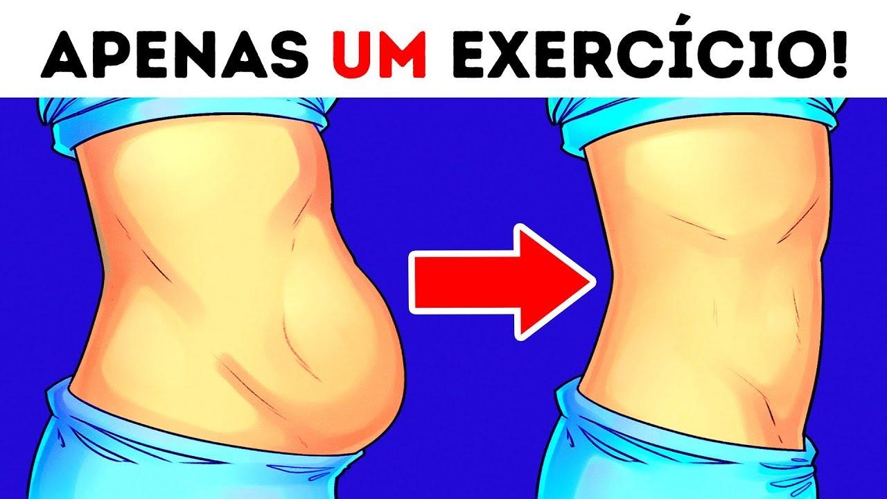 como perder barriga gorda