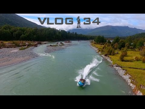 New Zealand Adventure VLOG #34 -Hunting & Fishing With Josh James - Summer 2017