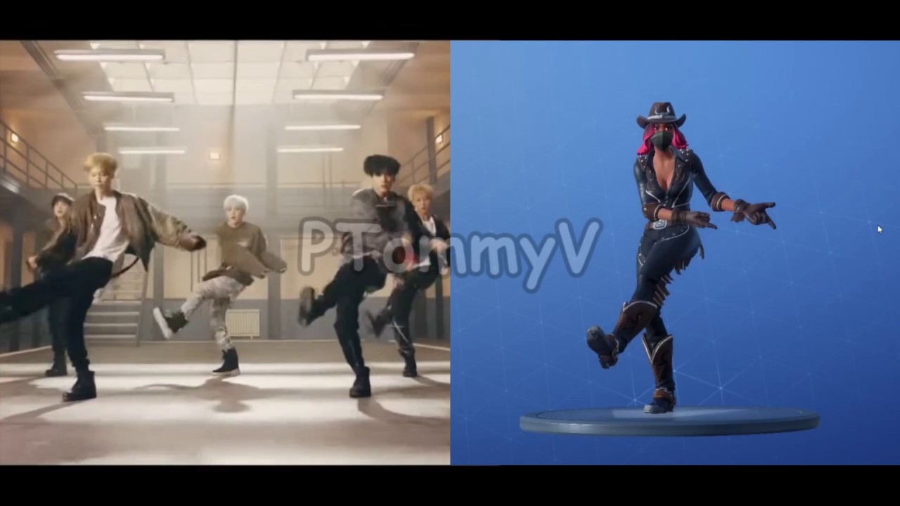 Fortnite Battle Royale Smooth Moves Dance In Real Life