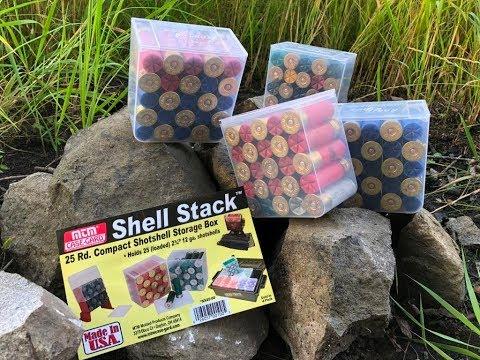 MTM Shell Stack Shotshell Storage Box - коробки для патронов