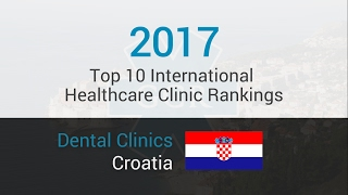 10 Best Dental Clinics in Croatia (English speaking)