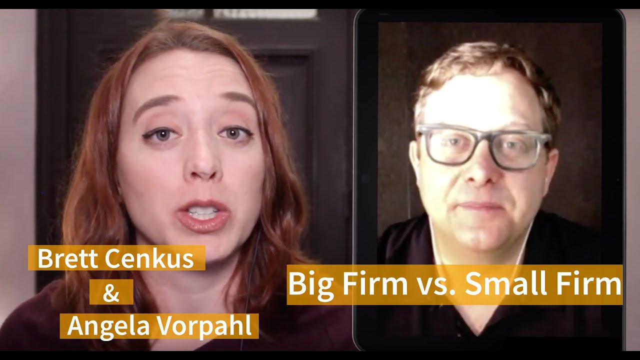 Big Firm vs Small Firm Whats the Best Law Firm for You