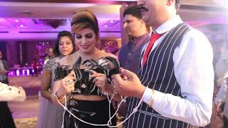 Party Game For Couples | Open The Shackles | Anchor Girish Sharma