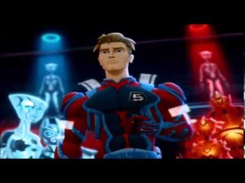 Hot Wheels Battle Force 5 Revolución Total Parte 1