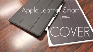 Apple's Luxury Overpriced Cover...- iPad Pro 10.5' / 12.9' - Leather Smart Cover - Review