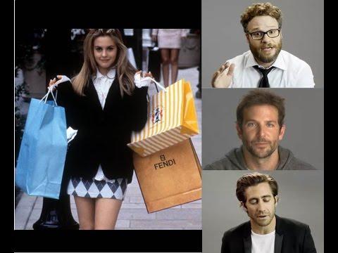 Bradley Cooper, Seth Rogan Recite 'Clueless' Lines