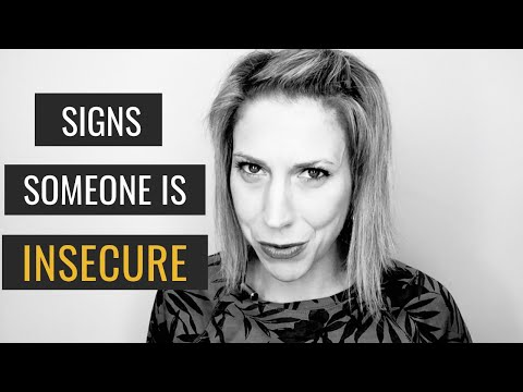 5 Signs Someone is Insecure
