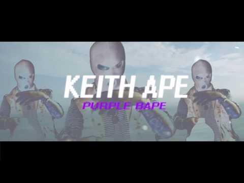 """purple Bape"" Keith ape × Travis Scott  × Wondagurl Type beat  (prod. By CRW_P)"